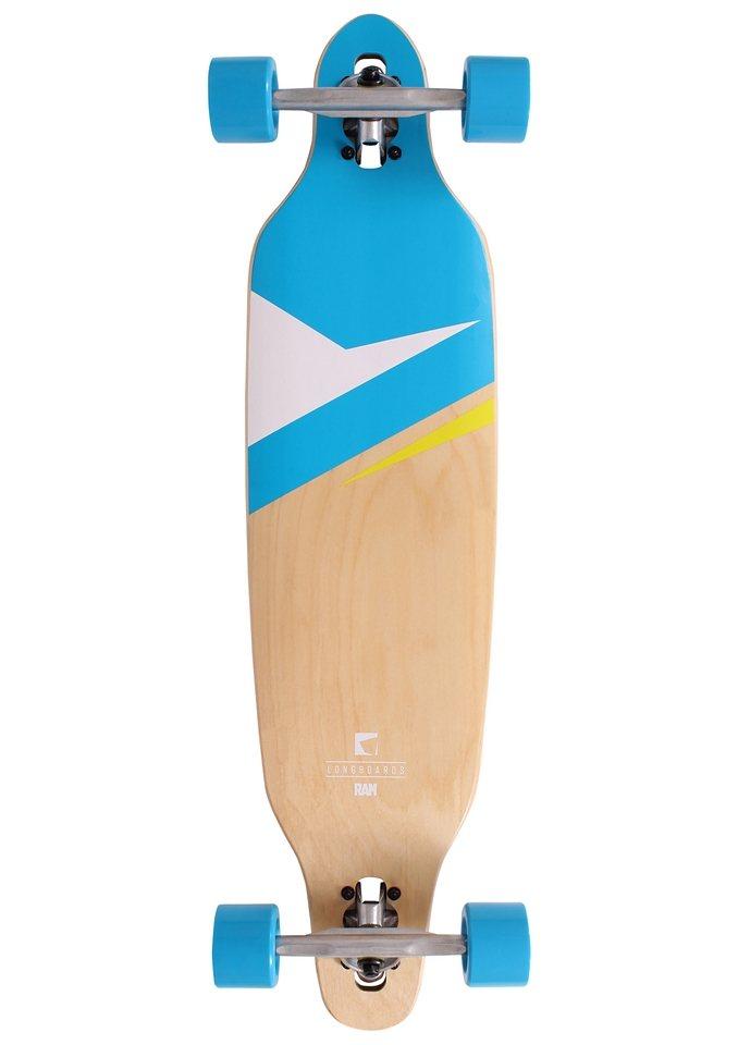 Ram Longboard, »Lokz Mini« in mehrfarbig