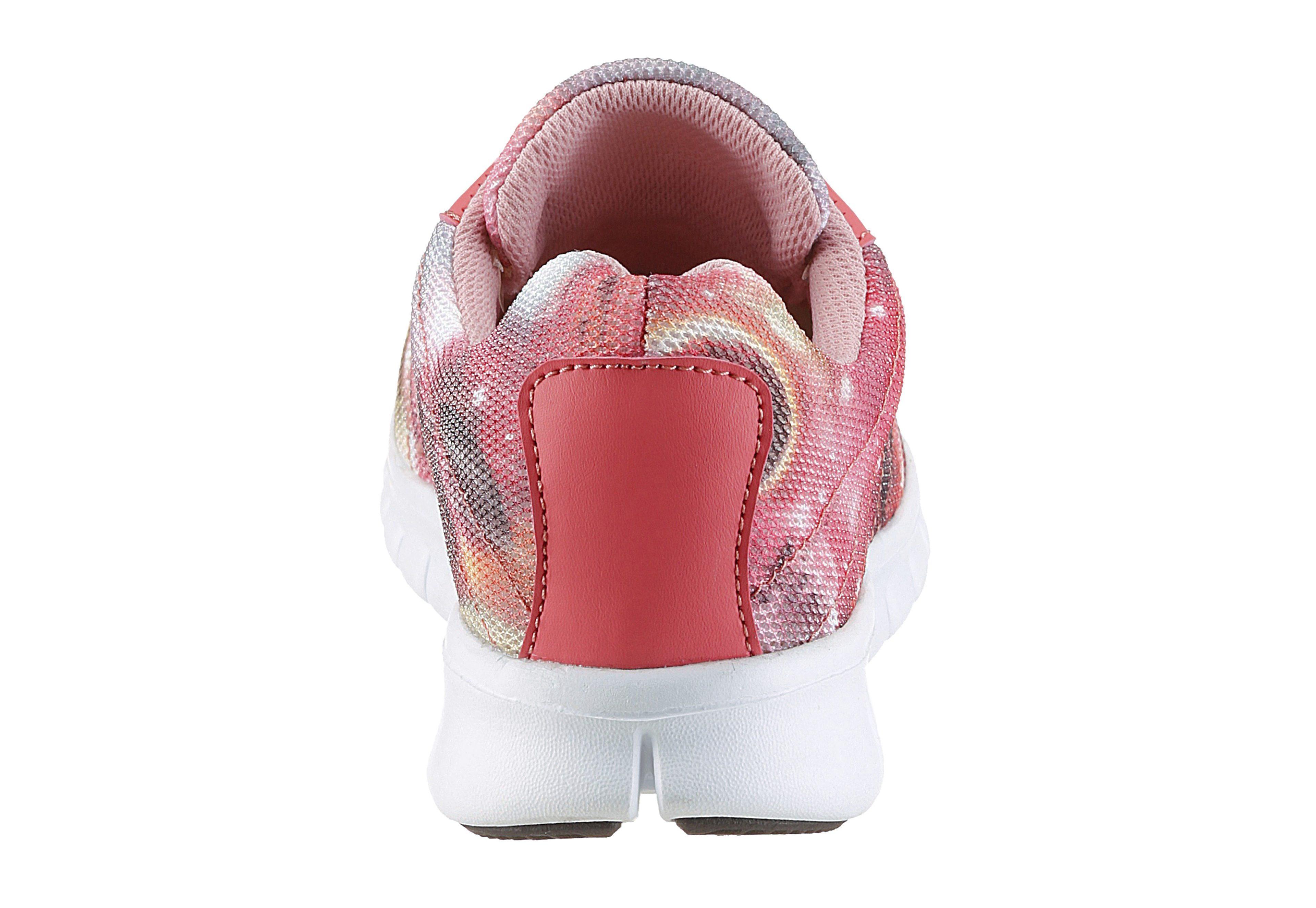 CITY WALK Sneaker, mit weißer Laufsohle kaufen  pink-rosa