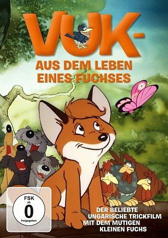 DVD »VUK - aus dem Leben eines Fuchses«