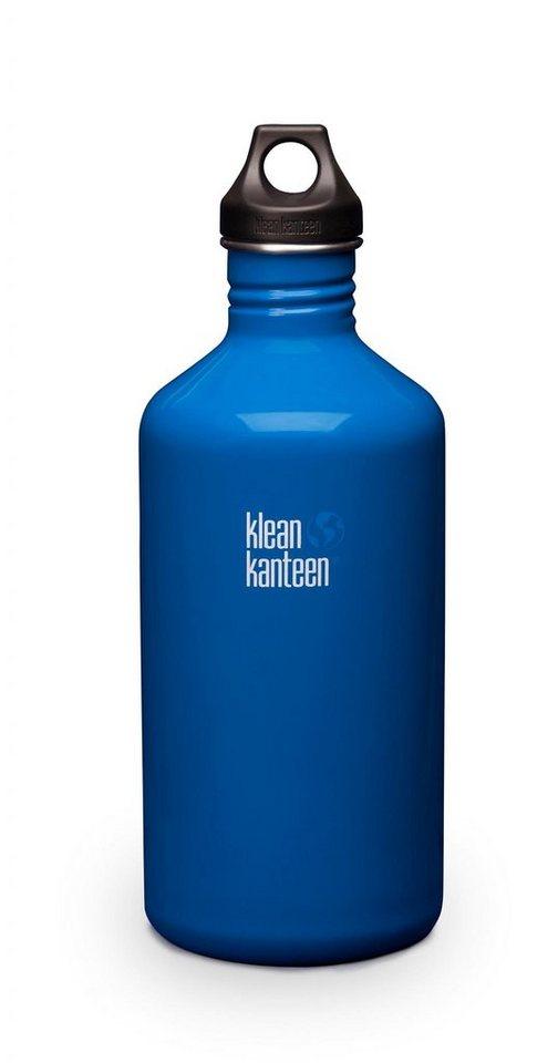 Klean Kanteen Trinkflasche »Classic Trinkflasche mit Loop Cap 1900ml«