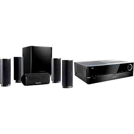 Harman/Kardon HD Com 1716S Heimkinosystem, 700 W, 3D-fähig, Bluetooth, Spotify/vTuner