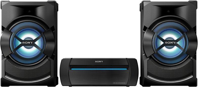 Sony Shake-X1D Stereoanlage, Bluetooth, NFC, 2x USB