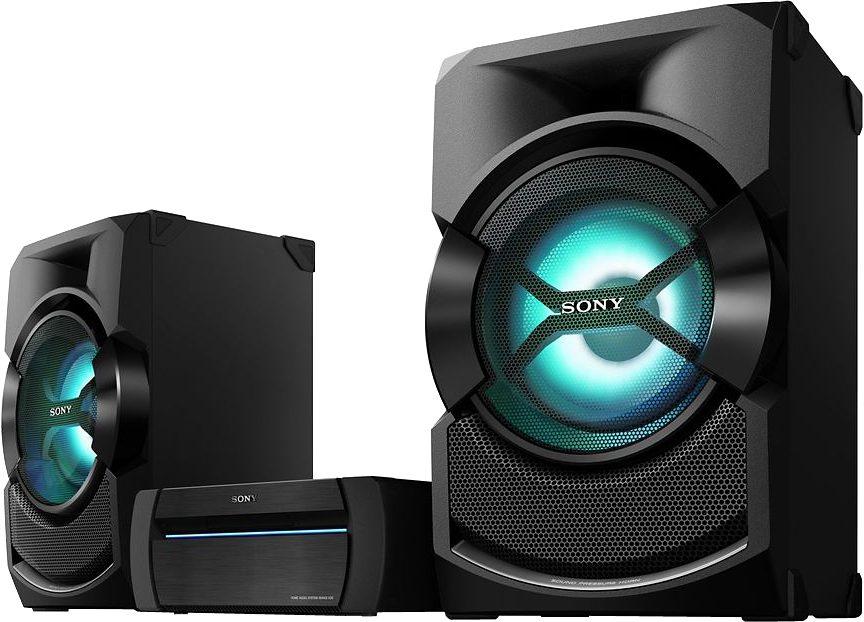 Sony Shake-X3D Stereoanlage, Bluetooth, NFC, 2x USB