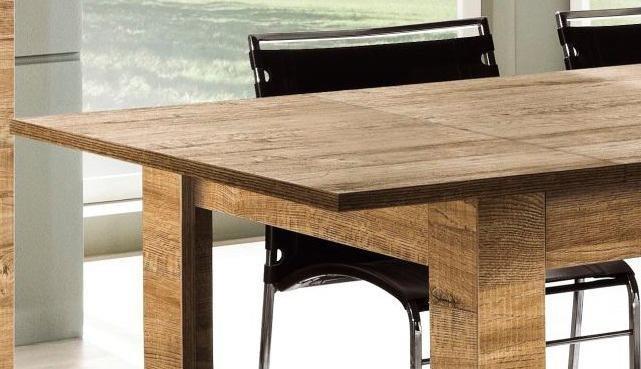 ansteckplatte f r esstisch milano online kaufen otto. Black Bedroom Furniture Sets. Home Design Ideas