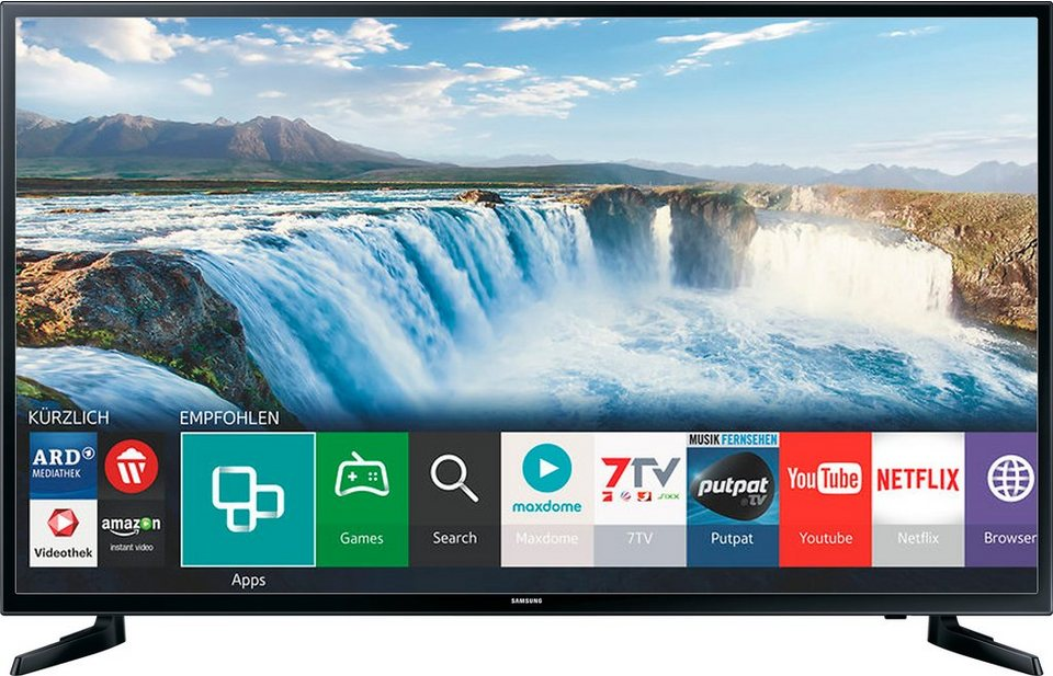 samsung ue55ju6050 led fernseher 138 cm 55 zoll 2160p 4k ultra hd smart tv online kaufen. Black Bedroom Furniture Sets. Home Design Ideas