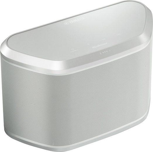 Yamaha WX-030 Portable-Lautsprecher (Bluetooth, WLAN (WiFi), 60-20000 Hz, Bluetooth-Lautsprecher)
