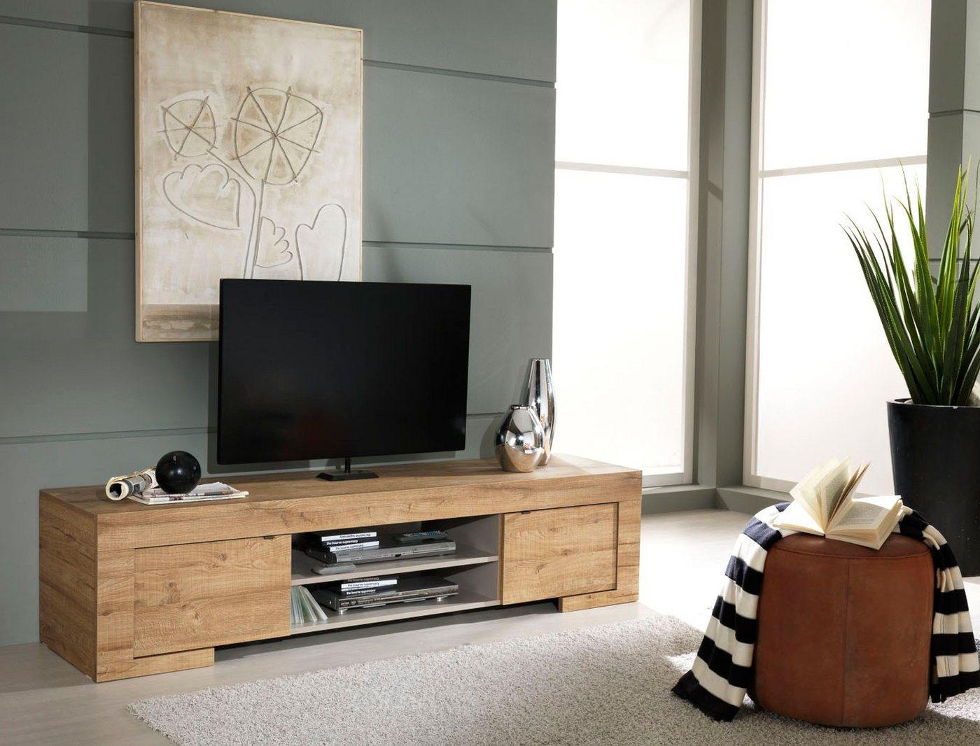 TV Möbel - Lowboard »Milano«, Breite 191 cm  - Onlineshop OTTO