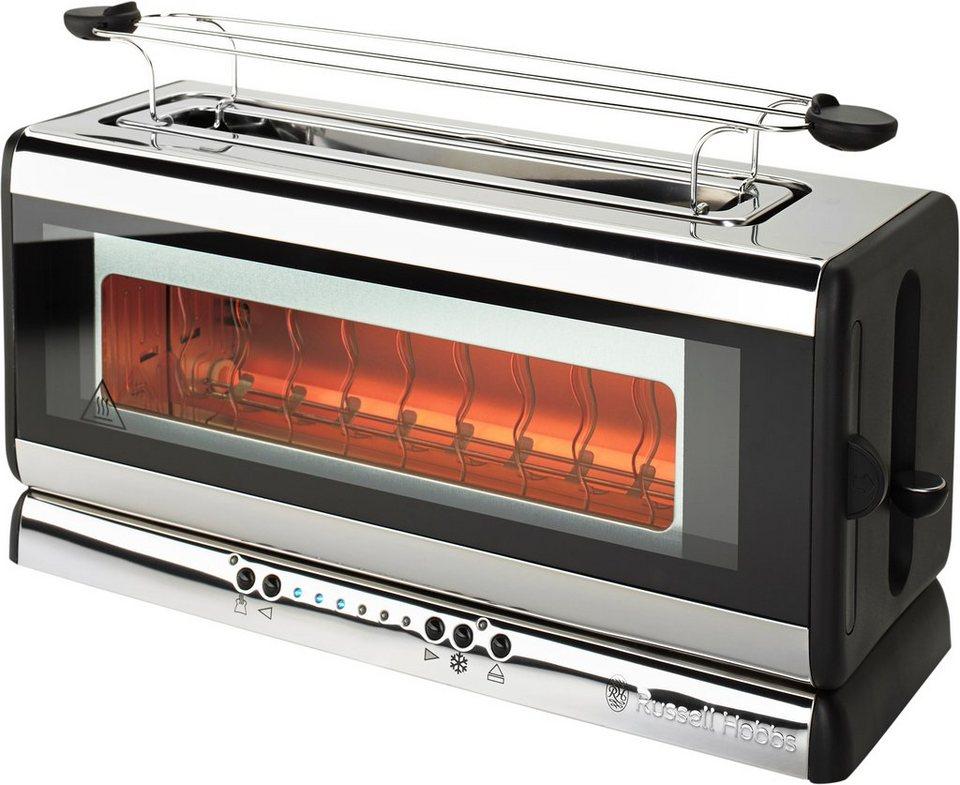 russell hobbs toaster 21310 56 1 langer schlitz 1200 w. Black Bedroom Furniture Sets. Home Design Ideas