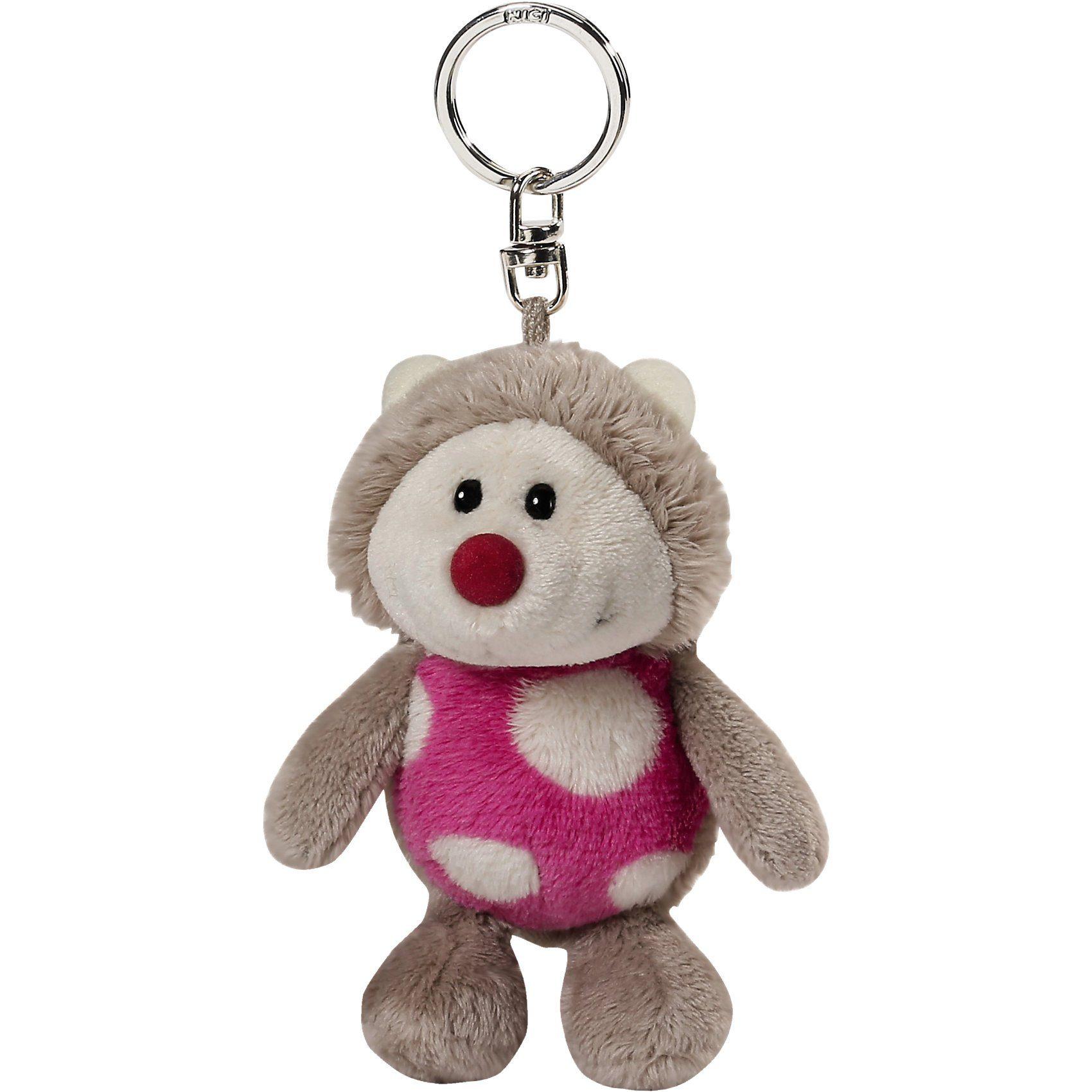 NICI Igel Harriet Bean Bag Schlüsselanhänger (38279)