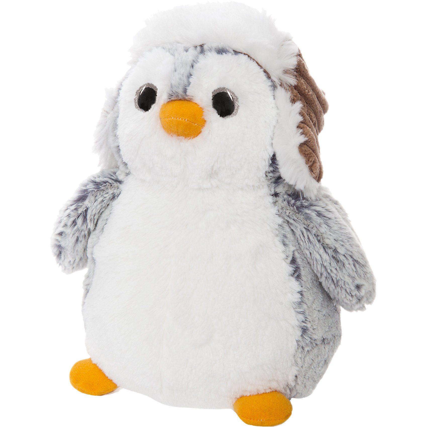 Pom Pom Pinguin Hut 28cm