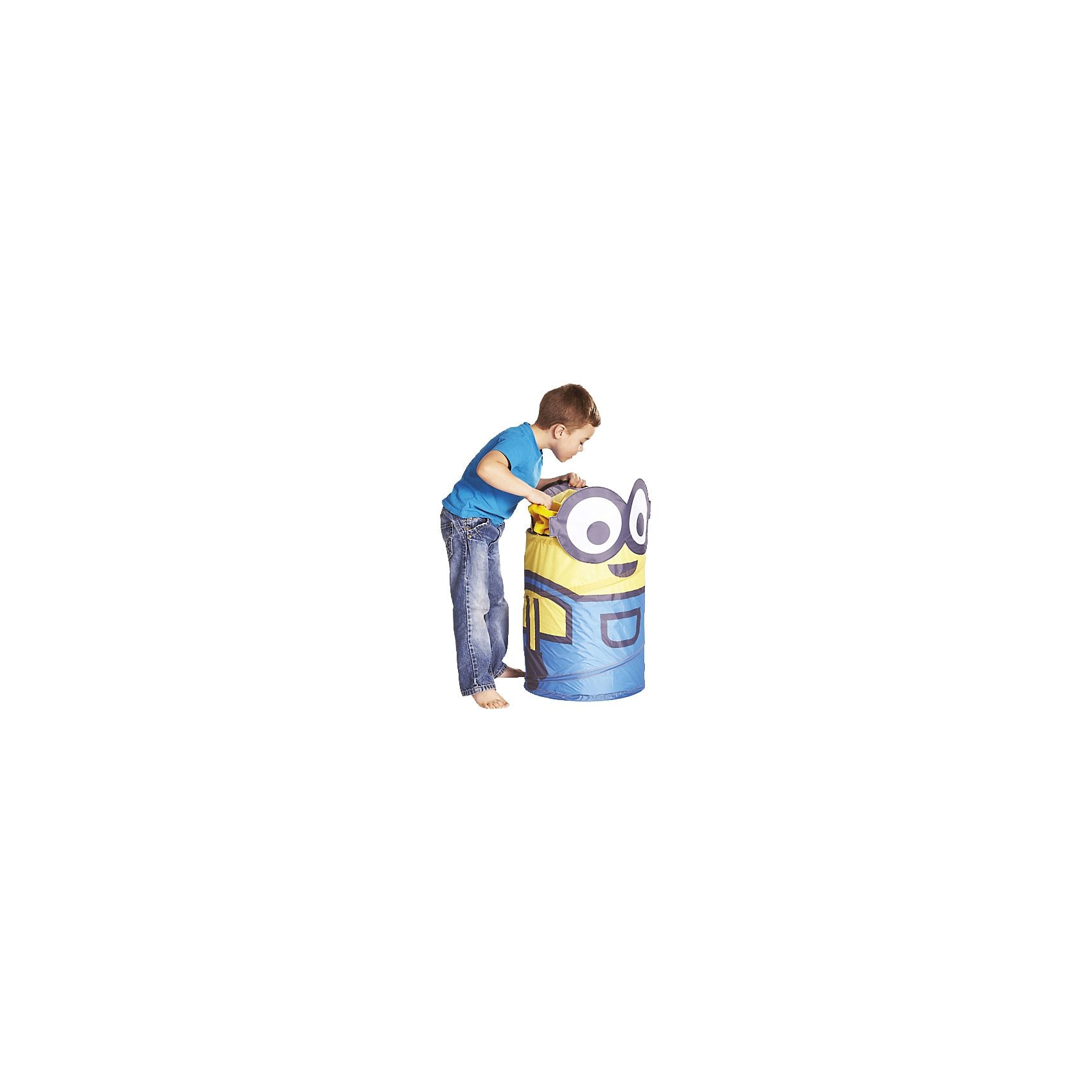 WORLDS APART Pop Up Tonne Minions