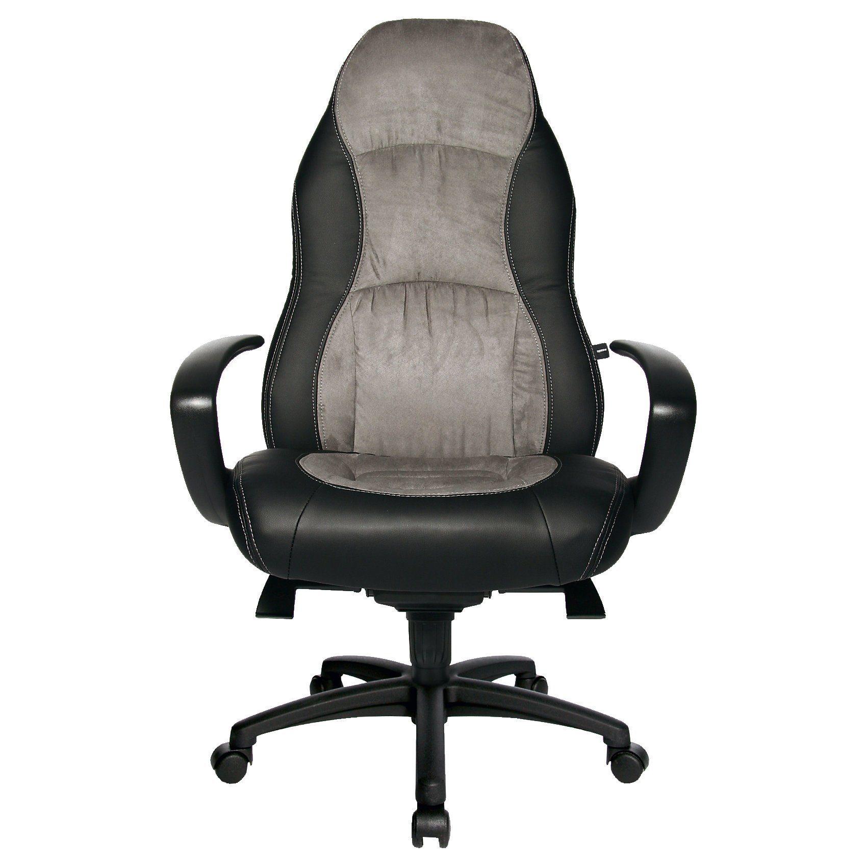 Topstar Drehstuhl Speed Chair, schwarz-grau