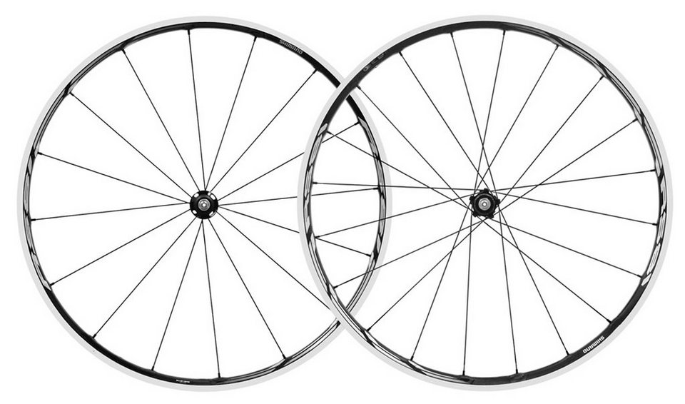 """Shimano Laufrad »WH-RS81 C24 Laufradsatz 10/11-fach 28"""" Carbon«"""