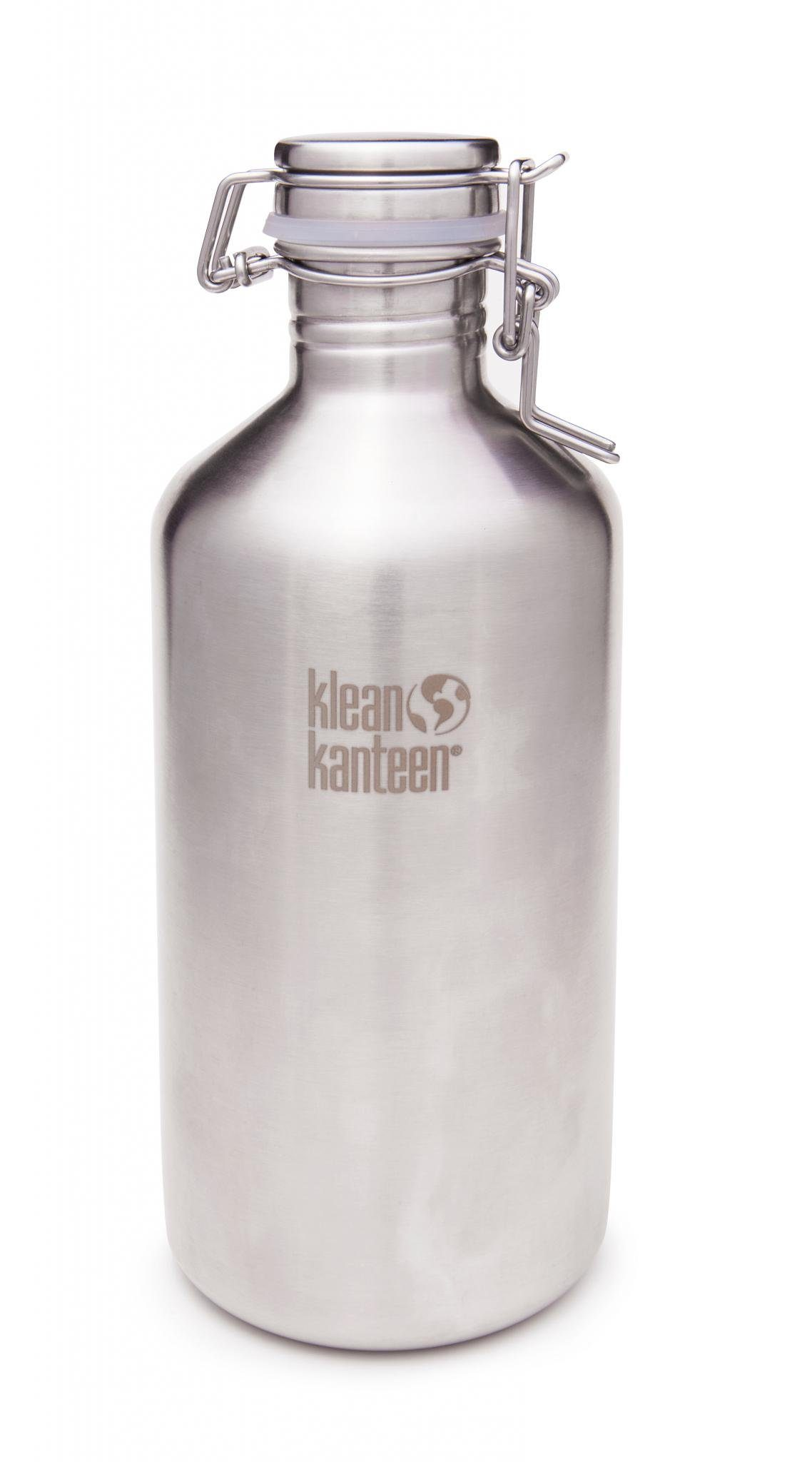 Klean Kanteen Trinkflasche »Classic Growler mit Swing Lok Cap 1900ml«