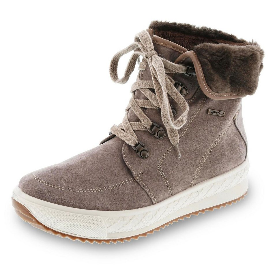 Romika Tex-Boots in taupe
