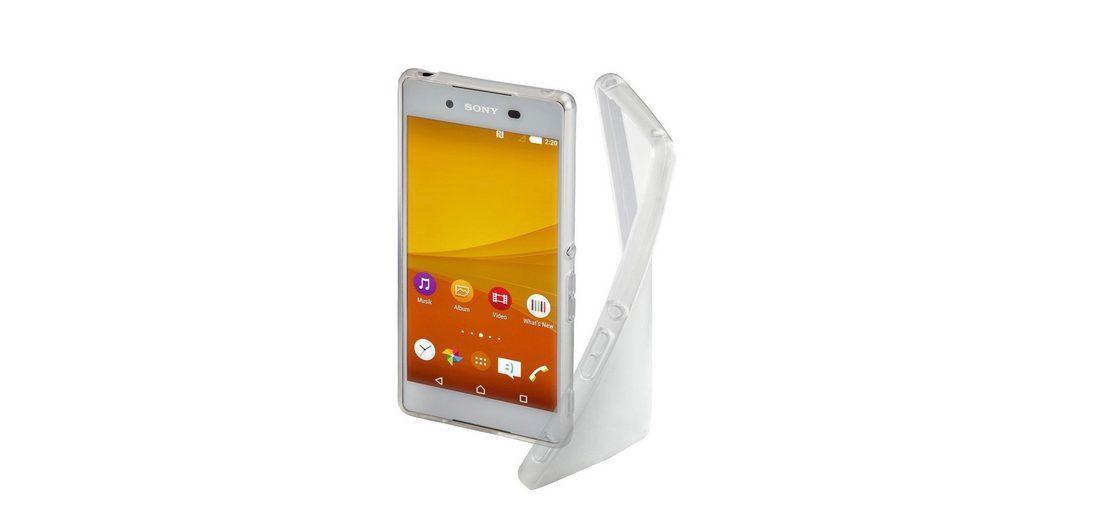 Hama Cover Crystal für Sony Xperia Z3+, Transparent