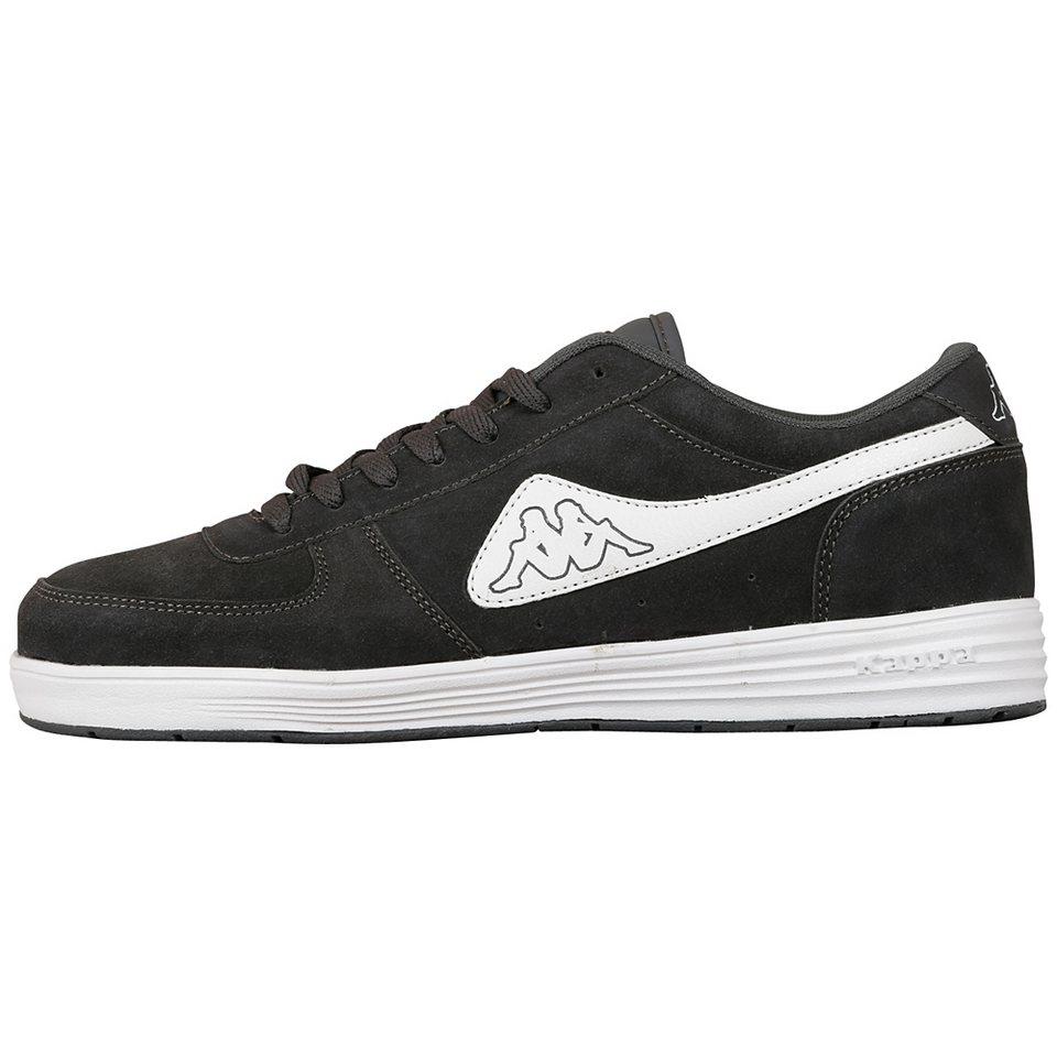 KAPPA Sneaker »TROOPER PLUS« in grey/white