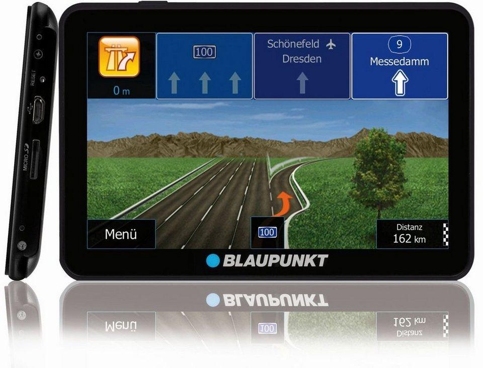Blaupunkt Navigationsgerät »Travelpilot 54 Truck EU LMU« in Schwarz