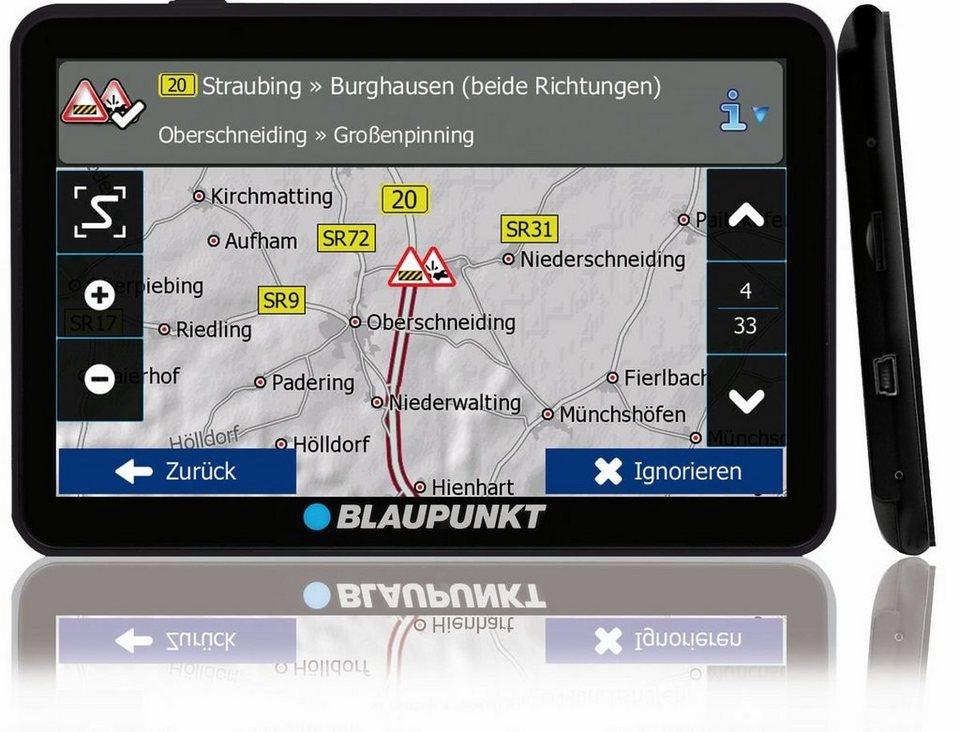 Blaupunkt Navigationsgerät »Travelpilot 74 Camping EU LMU« in Schwarz