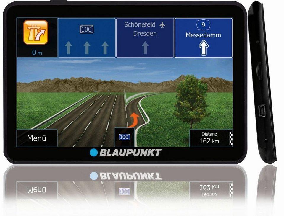 Blaupunkt Navigationsgerät »Travelpilot 74 Truck EU LMU« in Schwarz