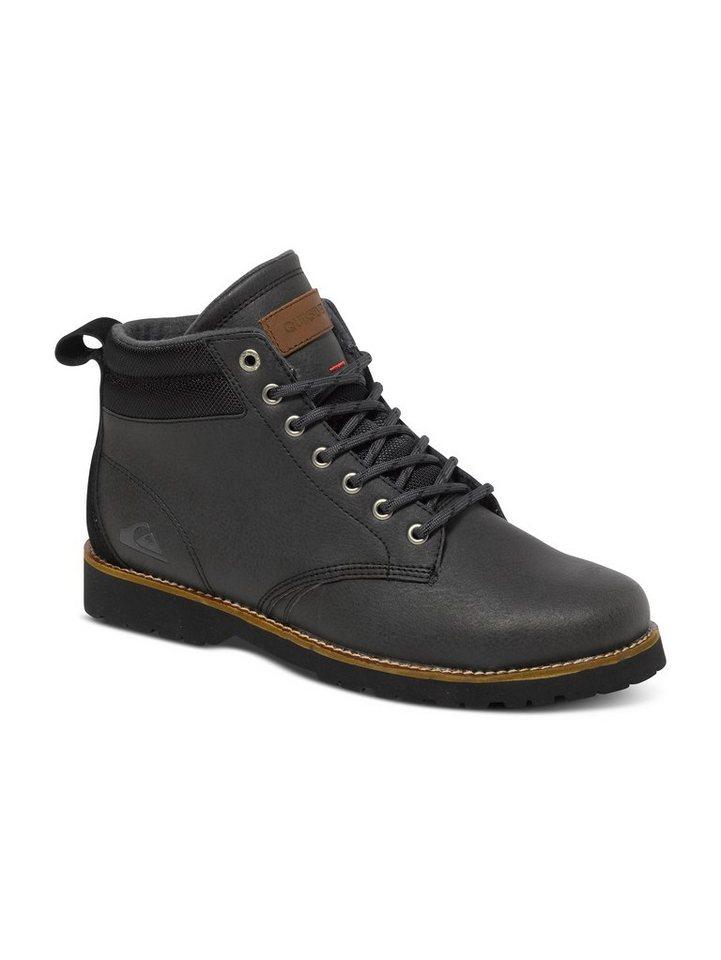 Quiksilver Stiefel »Mission« in Black / grey / black