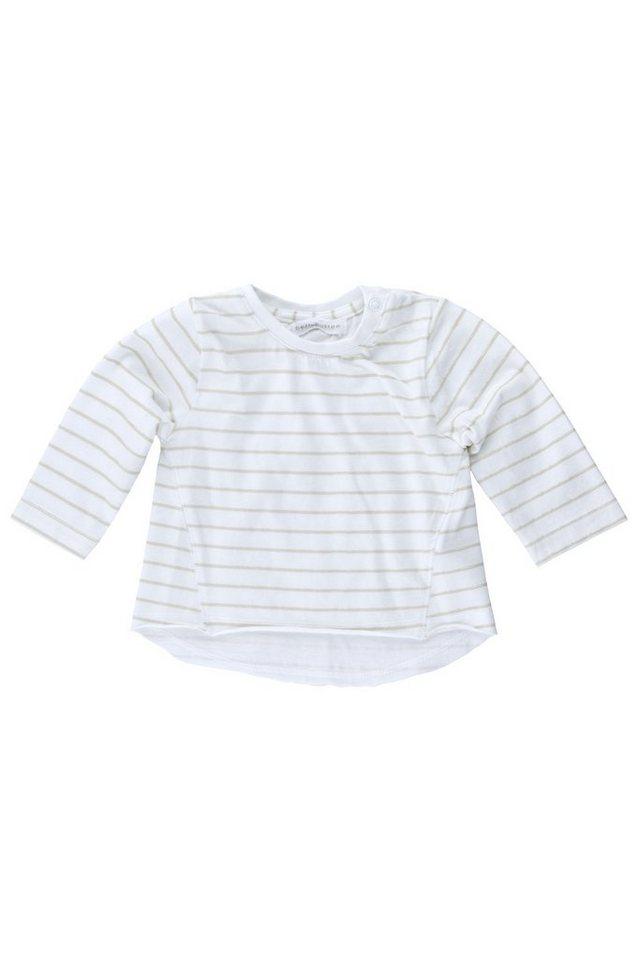 BELLYBUTTON Baby Langarmshirt »Streifen« in stripe/multicolored