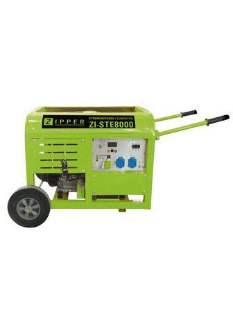 ZIPPER Elektros generatorius »ZI-STE8000«