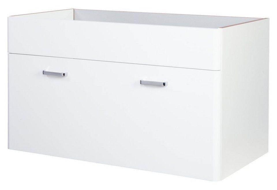 Waschtisch »Piolo«, Breite 90 cm, (2-tlg.) in weiß