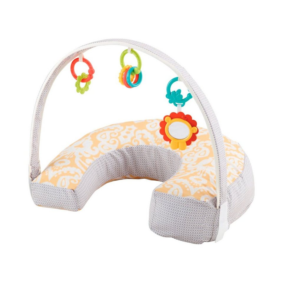 FISHER PRICE Stillkisssen 4-in-1 in gelb