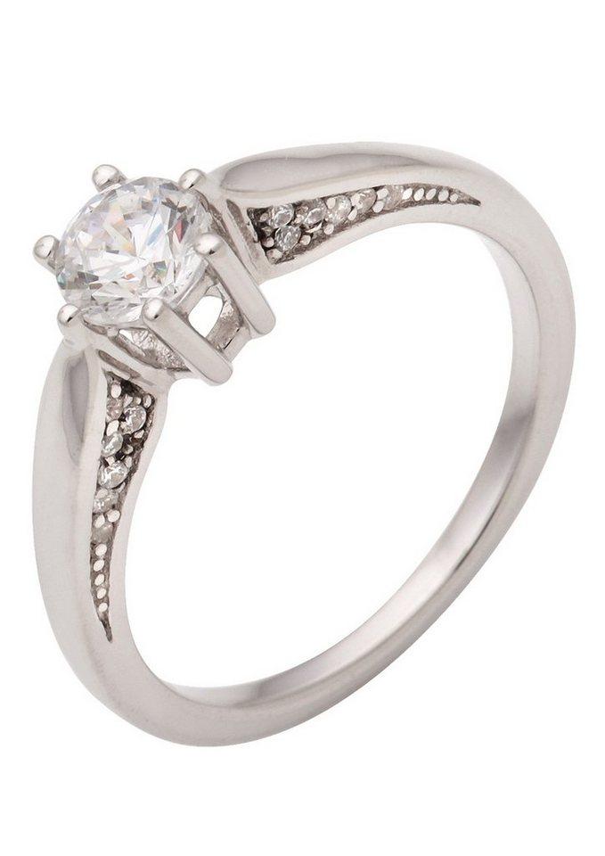 firetti Ring in Silber 925