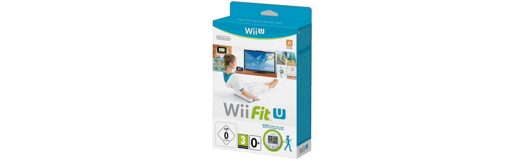 Nintendo Wii U Fit U + Fit Meter grün