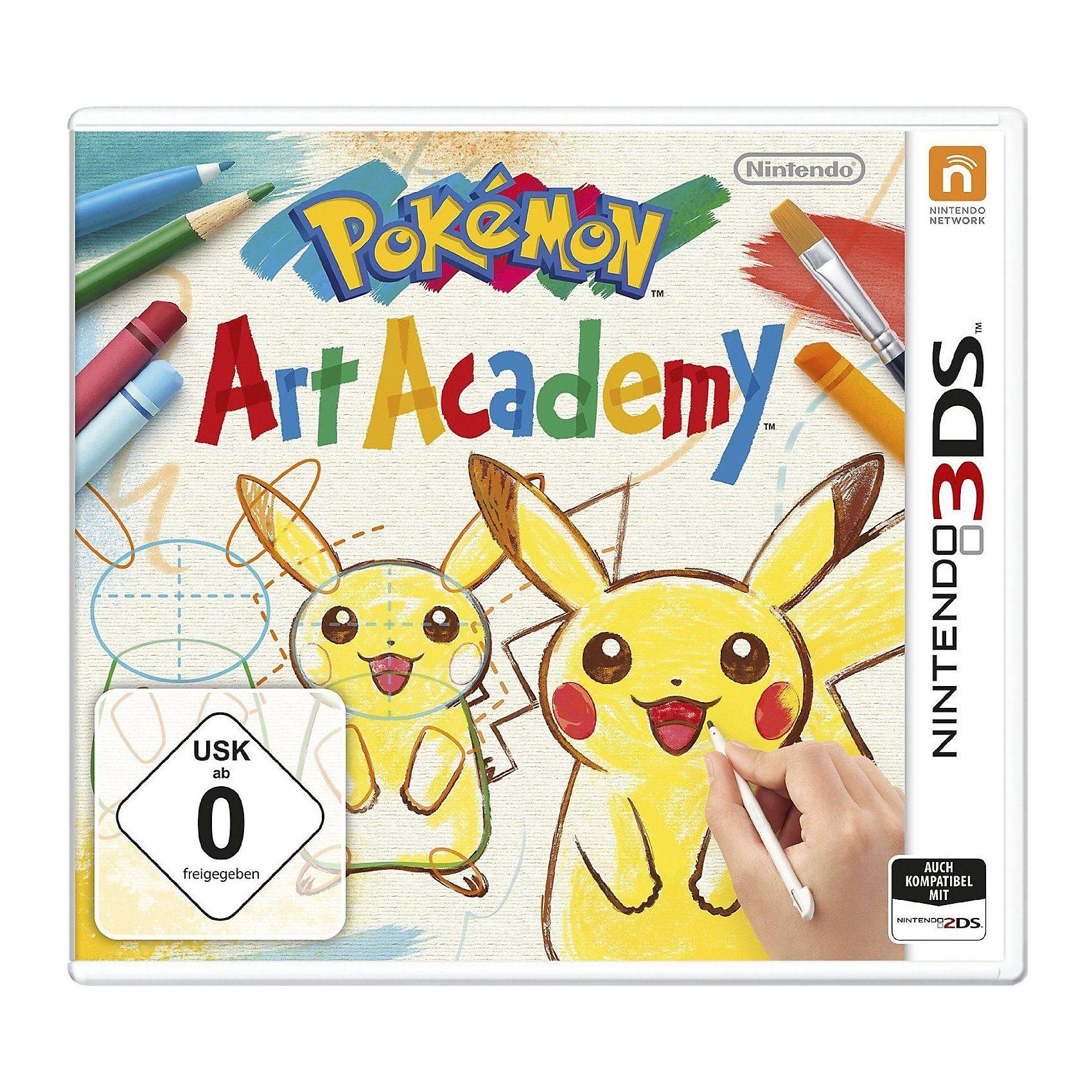 Nintendo 3DS Pokèmon Art Academy