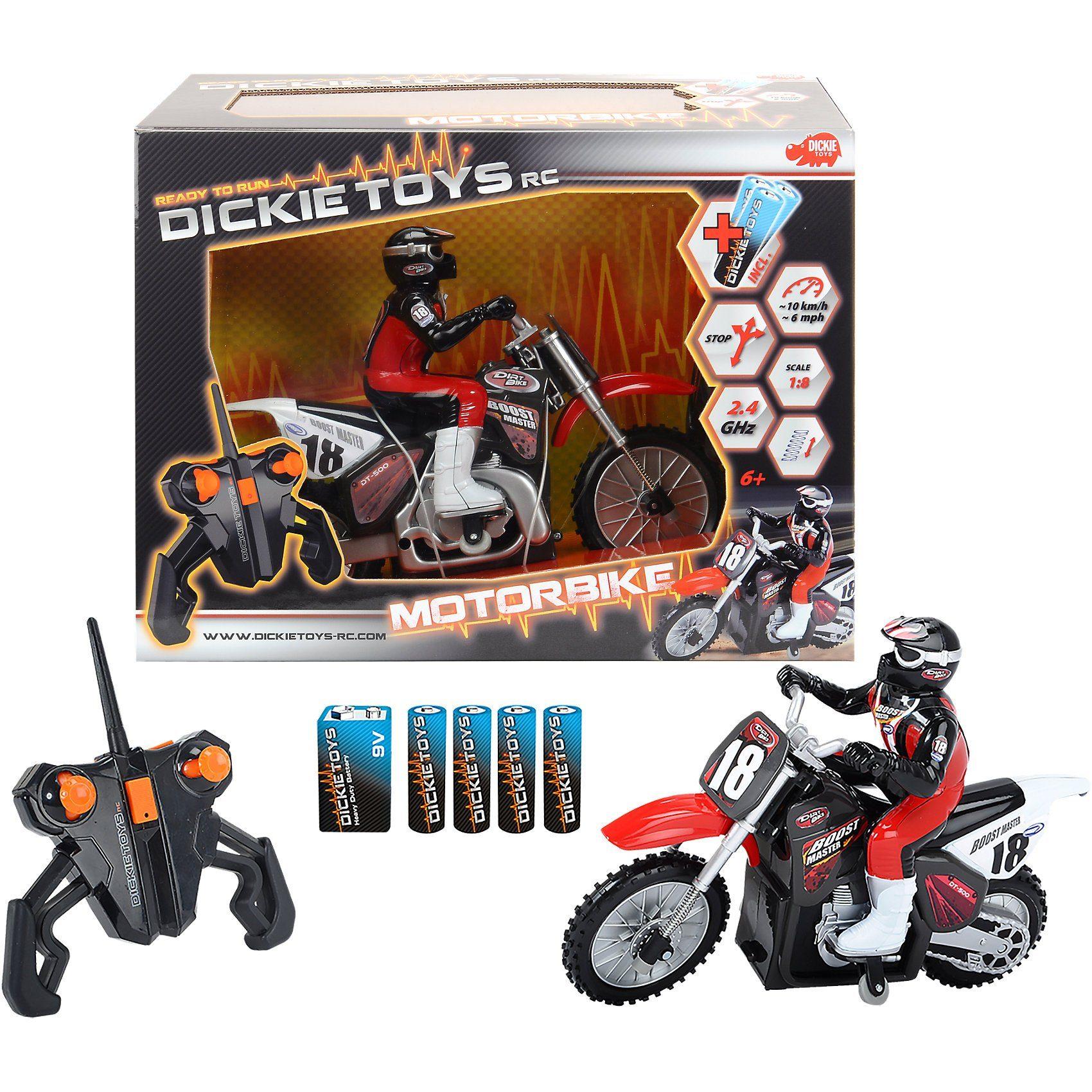 Dickie Toys RC-Fahrzeug Motorbike Motorrad, RTR