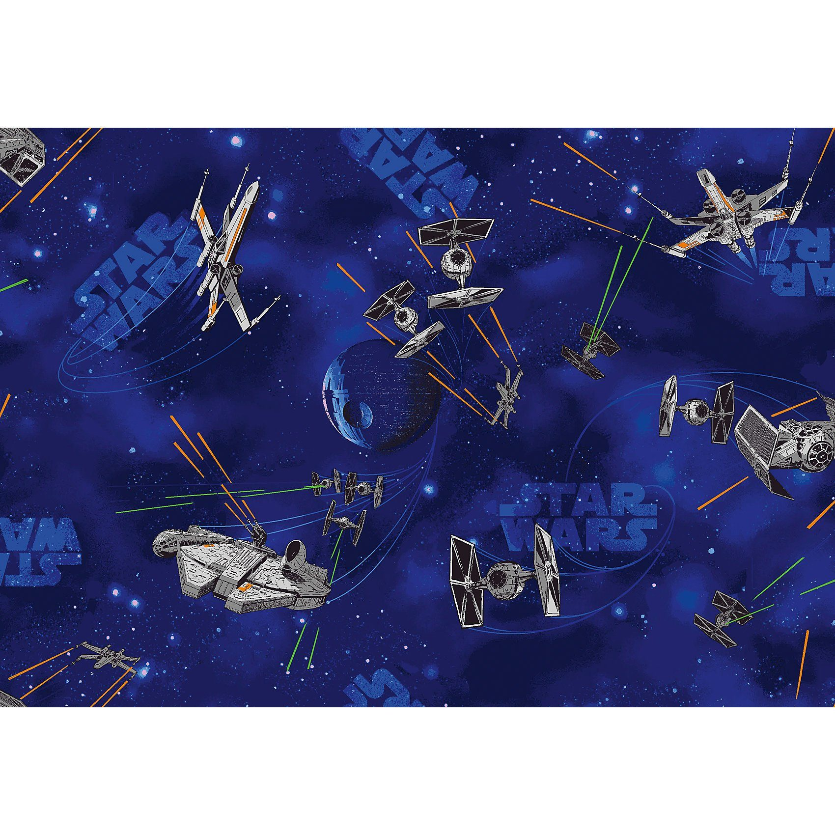 Kinderteppich Star Wars Classics, 95 x 133 cm