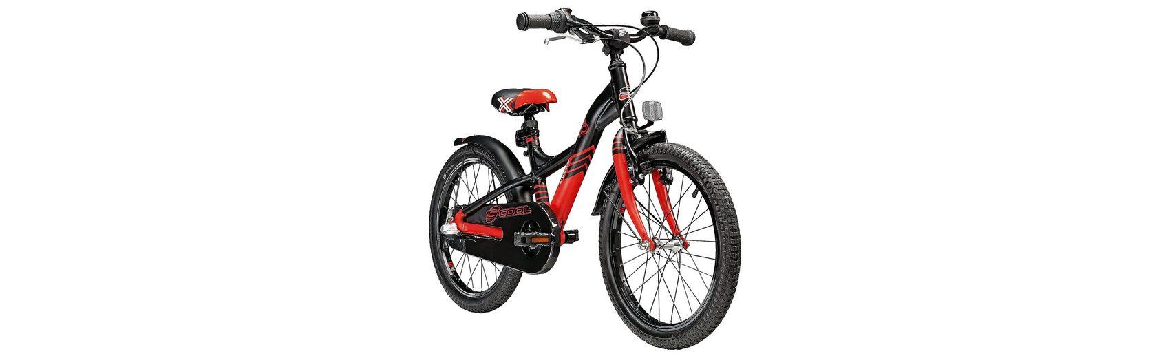 """S'cool Fahrrad XXlite 18"""" 3-S"""