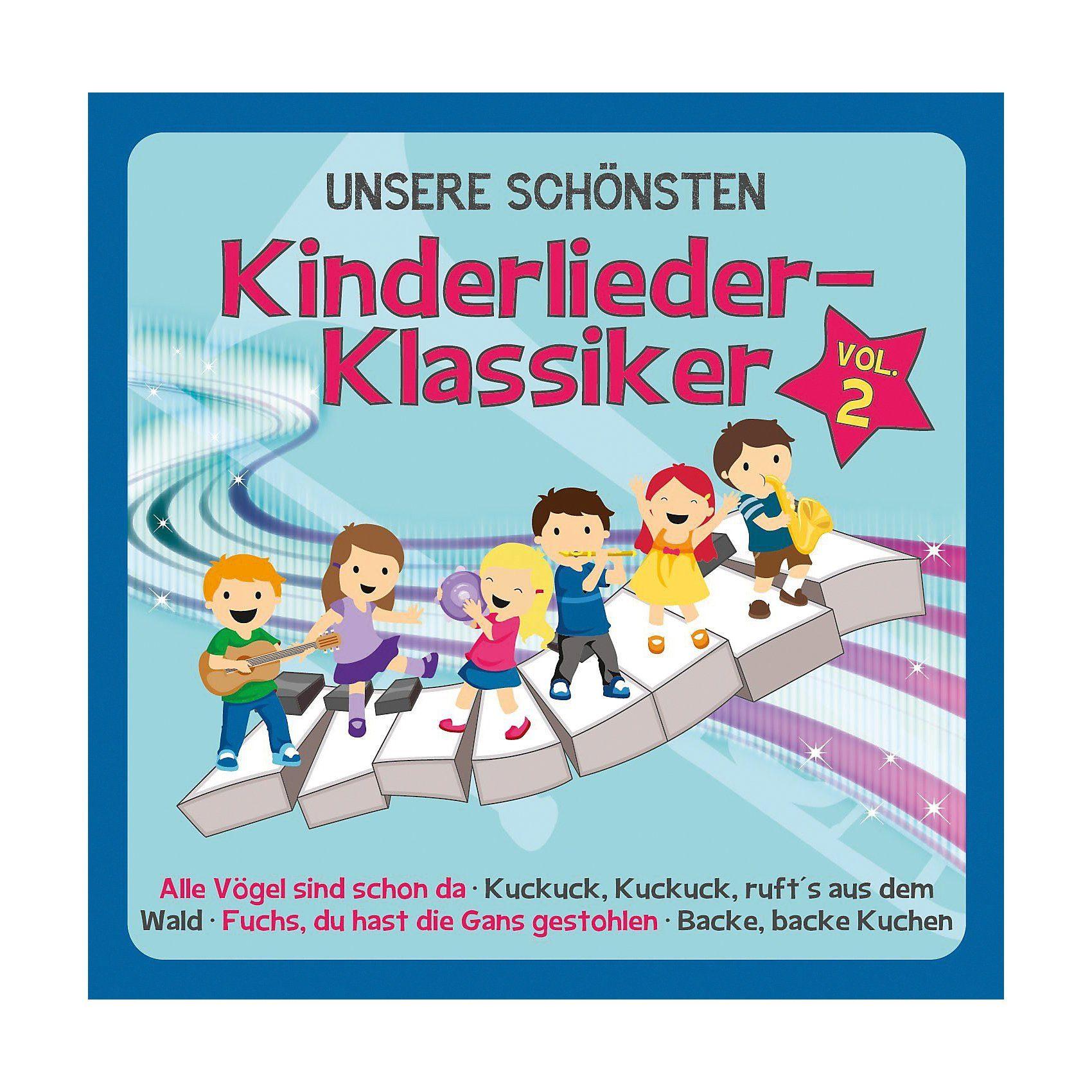 Universal CD Die schönsten Kinderlieder Klassiker Vol. 2