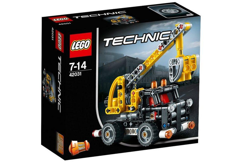 LEGO® Hubarbeitsbühne (42031), »LEGO® Technic«