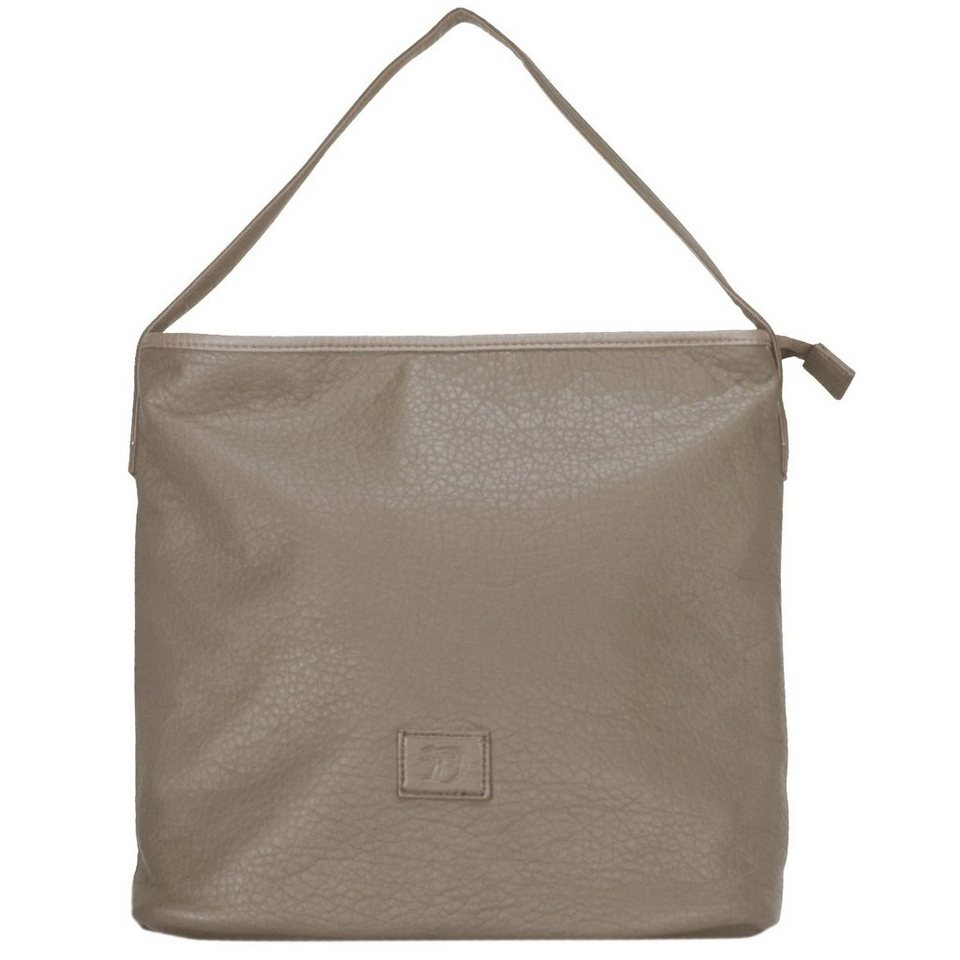 Tom Tailor Denim Hannah Handtasche 31 cm in taupe