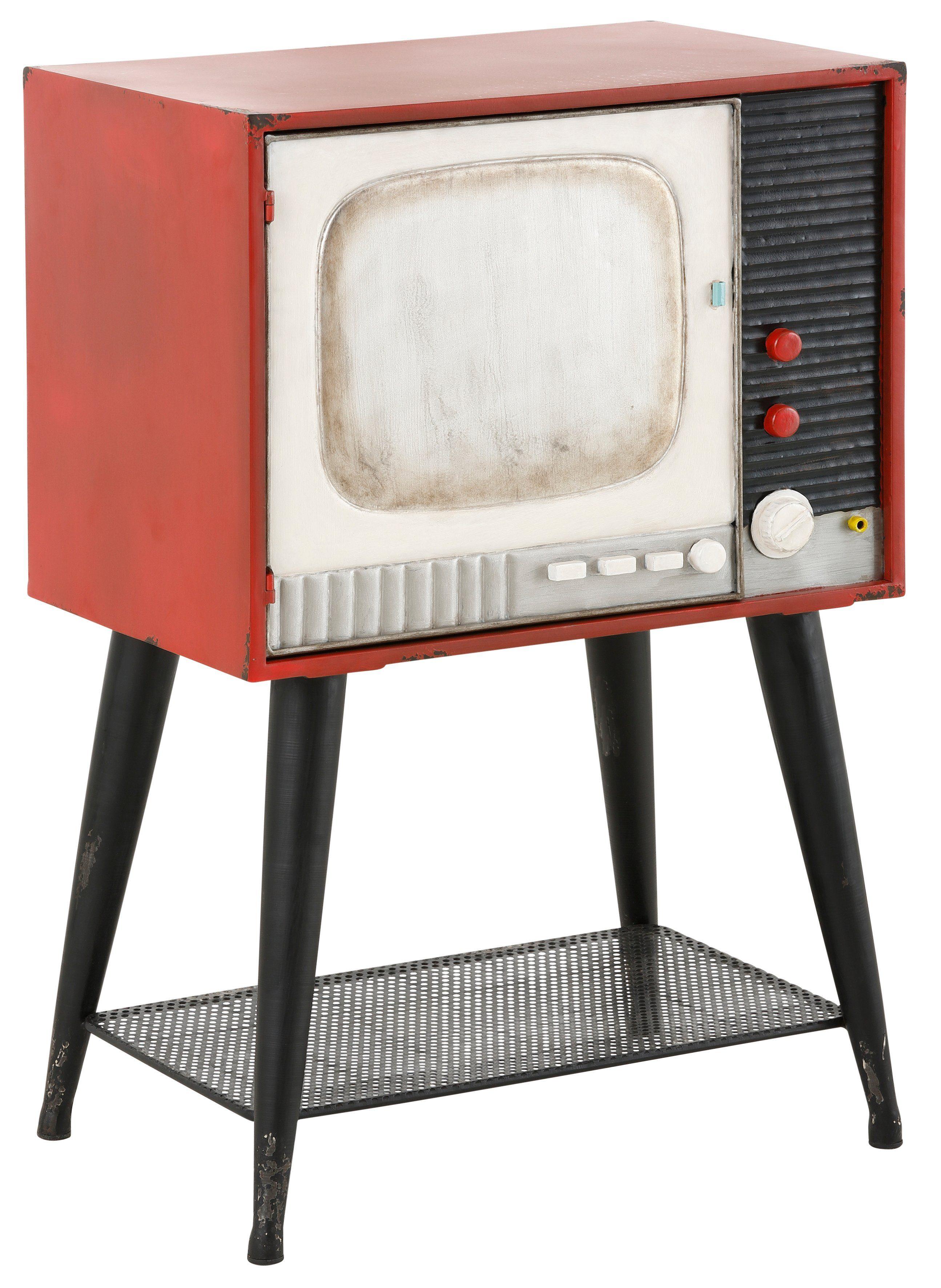 Home affaire Kommode »Retro TV«, Breite 46 cm
