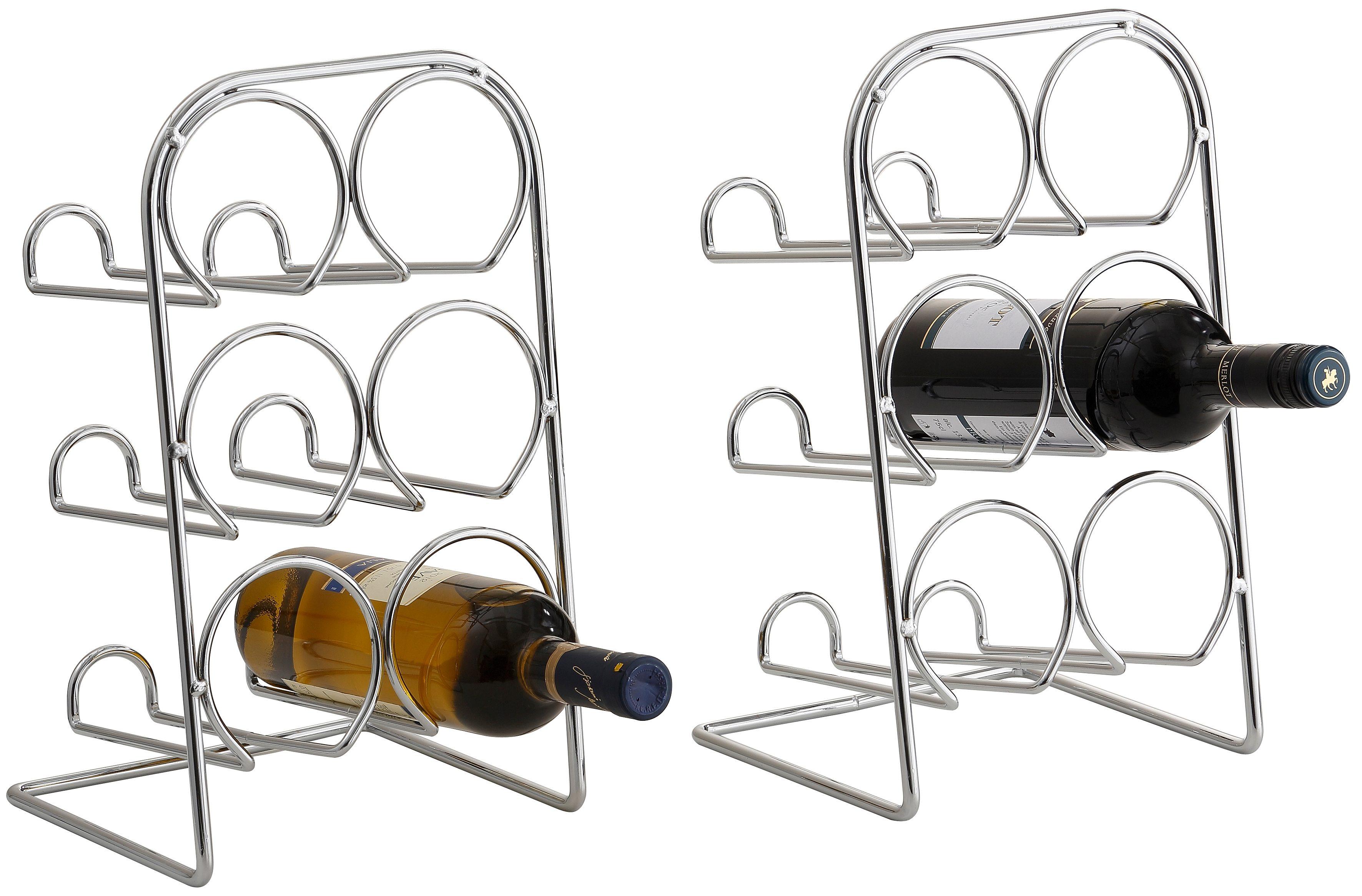 Home affaire Flaschenhalter (2er Set)