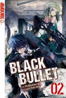 Broschiertes Buch »Black Bullet / Black Bullet Bd.2«