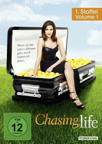 DVD »Chasing Life - 1. Staffel, Volume 1 (3 Discs)«