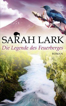 Gebundenes Buch »Die Legende des Feuerberges / Feuerblüten...«