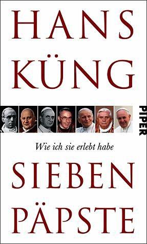 Gebundenes Buch »Sieben Päpste«