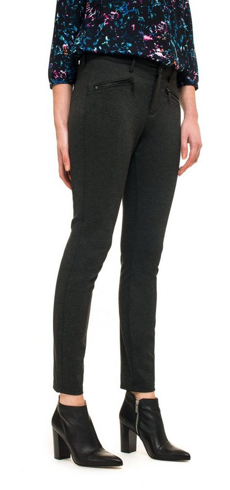 NYDJ Jegging in Charcoal