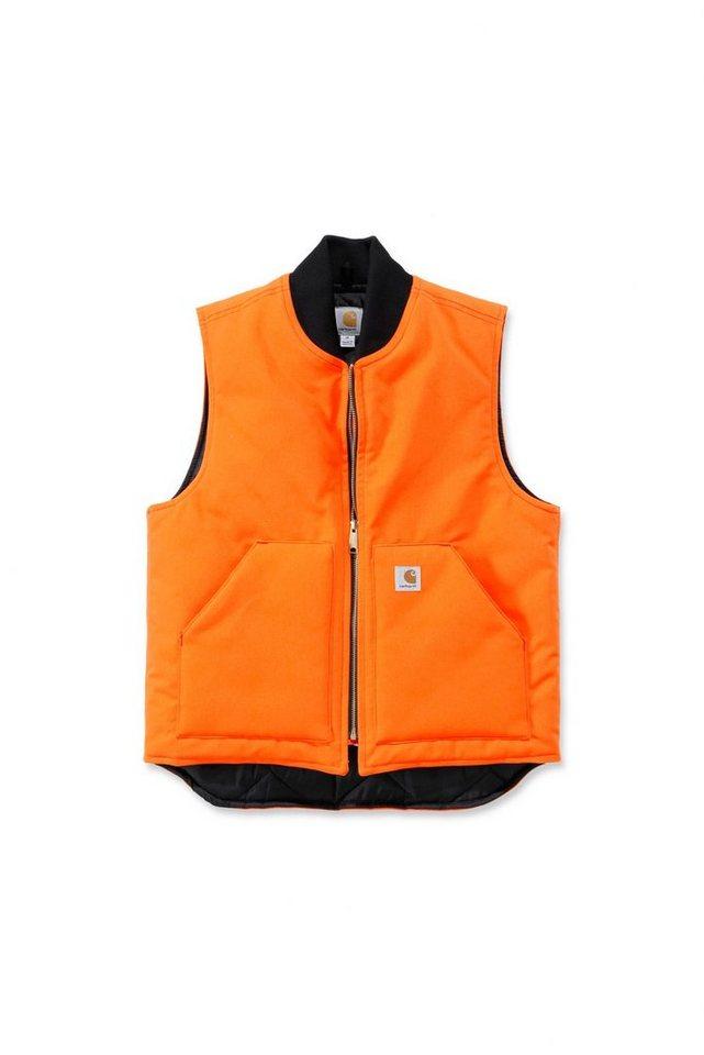 Arbeitsweste »V01« in orange