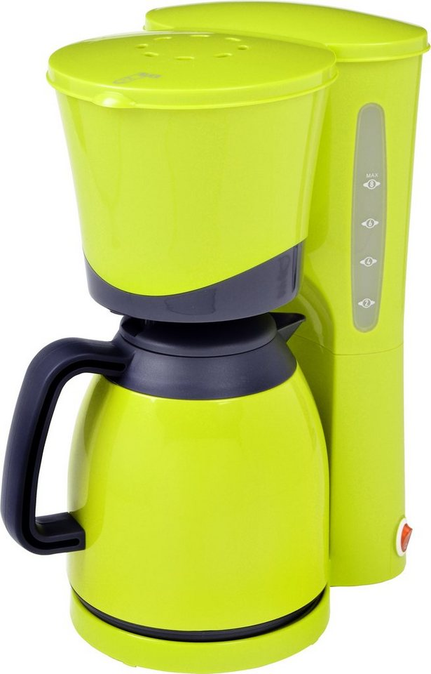 Efbe-Schott Kaffeemaschine SC KA 520.1 LEMON in lemon