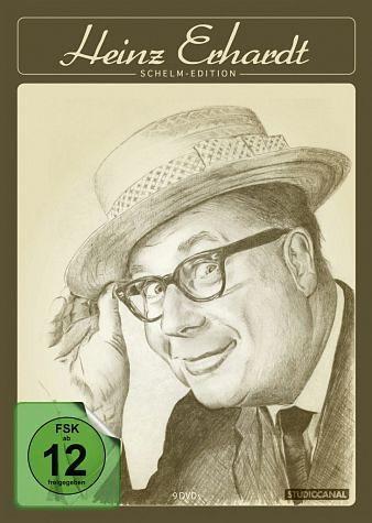 DVD »Heinz Erhardt - Schelm-Edition (9 Discs)«