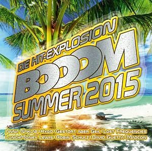 Audio CD »Various: Booom Summer 2015, 2 Audio-CDs«