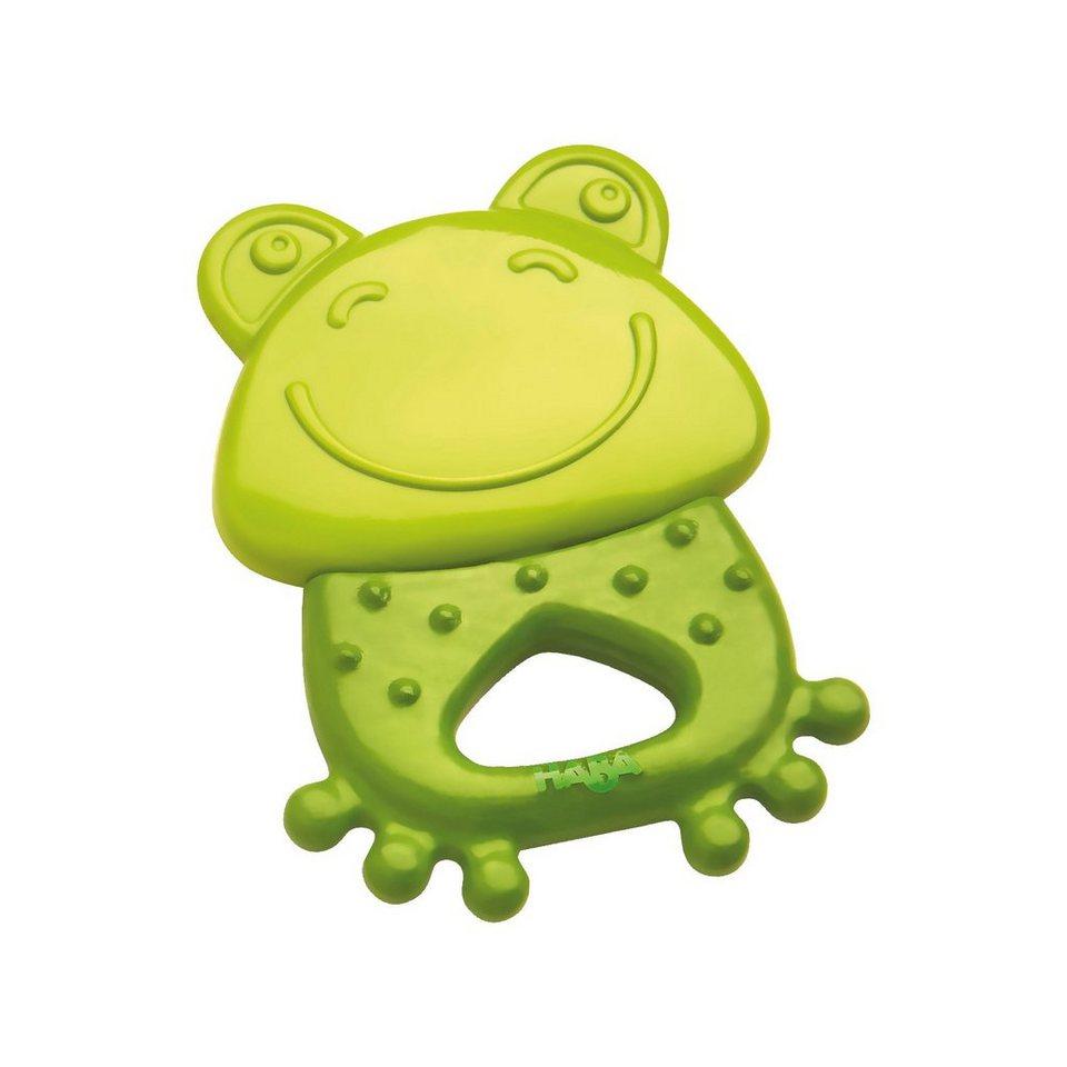 Haba Beißring Frosch